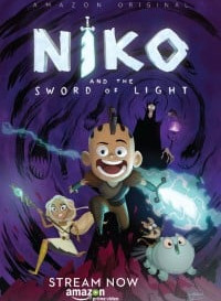 Niko and the Sword of Light {All Episodes} (Hindi-English) 720p [170MB]
