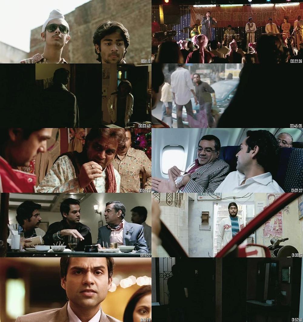 Download Oye Lucky! Lucky Oye! (2008) Hindi Movie Bluray