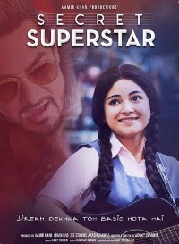 Secret Superstar (2017) Hindi Movie Bluray    720p [1.2GB]    1080p [2.4GB]