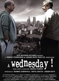 A Wednesday (2008) Hindi Movie Bluray || 720p [2.6GB] ||
