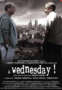 A Wednesday (2008) Hindi Movie Bluray    720p [2.6GB]   