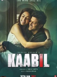 Kaabil (2017) Hindi Movie Bluray    720p [1.1GB]    1080p [1.8GB]