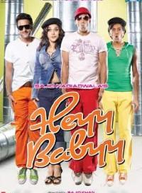 Heyy Babyy (2007) Hindi Movie Bluray || 720p [1.1GB]