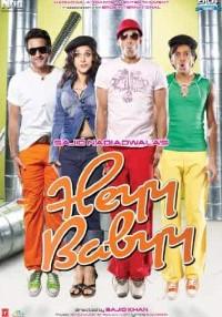 Heyy Babyy (2007) Hindi Movie Bluray    720p [1.1GB]