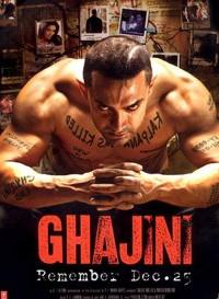 Ghajini (2008) Hindi Movie Bluray    720p [1.7GB]    1080p [3GB]