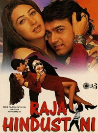 Raja Hindustani (1996) Hindi Movie Bluray    720p [1.5GB]    1080p [3.8GB]