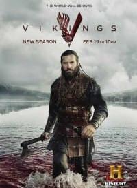 Vikings {Season 1} (Hindi-English) 480p [200MB]    720p (400MB)    1080p [800MB]