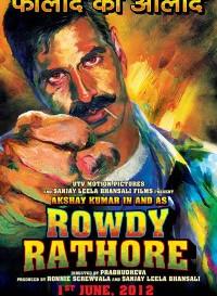 Rowdy Rathore (2012) Hindi Movie Bluray    720p [1.5GB]    1080p [2.3GB]