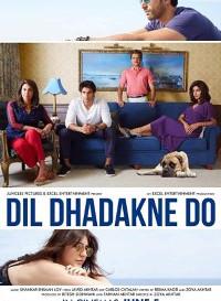 Dil Dhadakne Do (2015) Hindi Movie Bluray  || 720p [1GB] || 1080p [4GB] ||