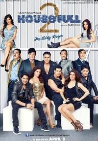 Housefull 2 (2012) Hindi Movie Bluray || 720p [1.8GB]
