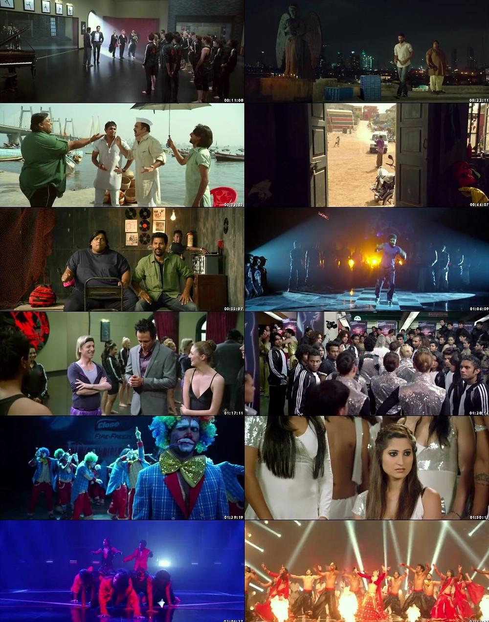 Download ABCD (2013) Hindi Movie Bluray