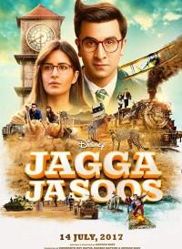 Jagga Jasoos (2017) Hindi Movie Web-DL Print 480p [500MB]    720p [1.2GB]