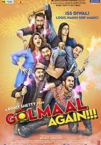 Golmaal Again (2017) Hindi Movie Web-DL Print    720p [1.2GB]