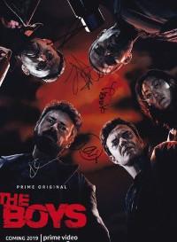 The Boys (Season 1) English Audio {Hindi+English Subtitles} 720p [450MB]