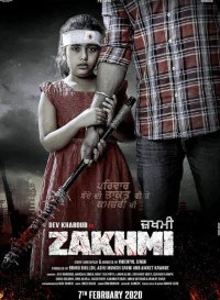 Zakhmi (2020) Hindi Movie Bluray || 480p [400MB]