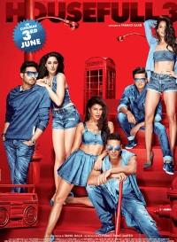 Housefull 3 (2016) Hindi Movie Bluray    720p [1.5GB]    1080p [2.6GB]