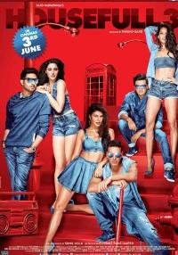 Housefull 3 (2016) Hindi Movie Bluray || 720p [1.5GB] || 1080p [2.6GB]