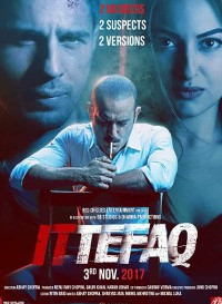 Ittefaq (2017) Hindi Movie Bluray    720p [900MB]    1080p [1.3GB]
