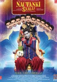 Nautanki Saala! (2013) Hindi Movie Bluray    720p [600MB]    1080p [1.5GB]