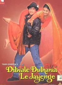 Dilwale Dulhania Le Jayenge (1995) Hindi Movie Bluray    720p [1.5GB]    1080p [3.8GB]