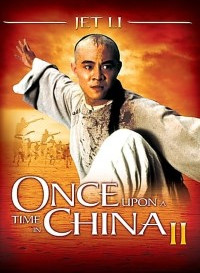 Once Upon a Time in China II (1992) Dual Audio (Hindi-Chinese) 480p [400MB] || 720p [1.1GB]