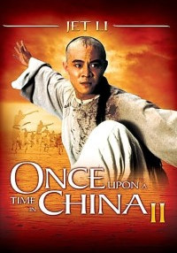 Once Upon a Time in China II (1992) Dual Audio (Hindi-Chinese) 480p [400MB]    720p [1.1GB]