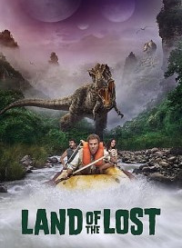 Land of the Lost (2009) Dual Audio (Hindi-English) 480p [300MB] || 720p [900MB]