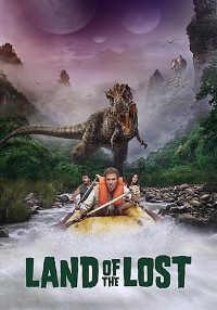Land of the Lost (2009) Dual Audio (Hindi-English) 480p [300MB]    720p [900MB]
