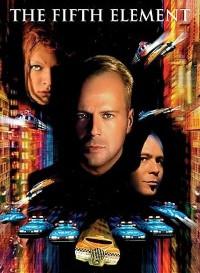 The Fifth Element (1997) Dual Audio (Hindi-English) 480p [400MB]    720p [900MB]