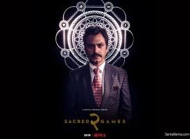 Sacred Games 2019 (Season 2) Hindi {Netflix Series} All Episodes WeB-DL    720p [450MB]   
