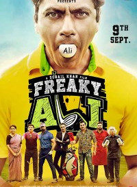 Freaky Ali (2016) Hindi Movie Bluray    720p [1.3GB]