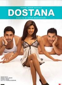 Dostana (2008) Hindi Movie Bluray || 720p [1.5GB] || 1080p [5.5GB]
