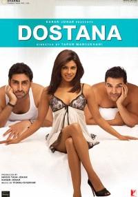 Dostana (2008) Hindi Movie Bluray    720p [1.5GB]    1080p [5.5GB]
