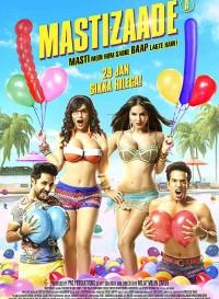 Mastizaade (2016) Hindi Movie Bluray    720p [800MB]    1080p [1.8GB]