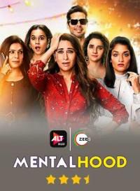 Mentalhood 2020 (Season 1) Hindi {Zee5 Series} All Episodes WeB-DL]    720p [430MB]