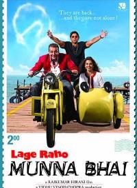 Lage Raho Munna Bhai (2006) Hindi Movie Bluray    720p [1.5GB]    1080p [4.5GB]