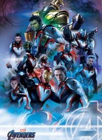 Avengers: Endgame (2019) Dual Audio {Hindi-English} Bluray 480p [500MB] 720p [1.7GB]    108