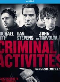 Criminal Activities (2015) Dual Audio (Hindi-English) 480p [300MB] || 720p [1GB]
