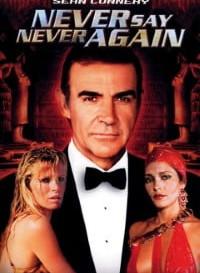 Never Say Never Again (1983) Dual Audio {Hindi-English} 480p[300MB]    720p [1GB]
