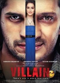 Ek Villain (2014) Hindi Movie Bluray    720p [1.1GB]    1080p [2.2GB]