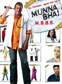 Munna Bhai M.B.B.S. (2003) Hindi Movie Bluray    720p [1GB]    1080p [1.7GB]
