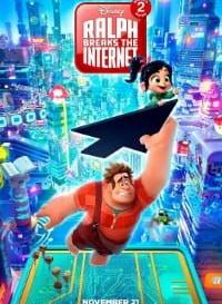 Wreck-It Ralph 2: Ralph Breaks the Internet (2018) {Hindi-English} 480p [350MB]    720p [1G