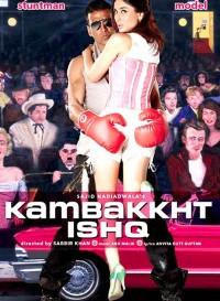 Kambakkht Ishq (2009) Hindi Movie Bluray    720p [1GB]    1080p [5.5GB]