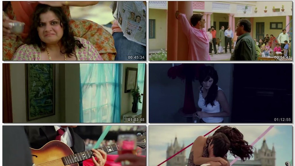 Download Namastey London (2007) Hindi Movie Bluray