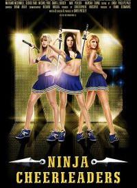 [18+] Ninja Cheerleaders (2008) Dual Audio {Hindi-English} 480p [350MB] || 720p [900MB]