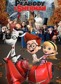 Mr. Peabody & Sherman (2014) Dual Audio (Hindi-English) 480p [300MB] || 720p [800MB]
