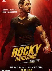 Rocky Handsome (2016) Hindi Movie Bluray    480p [405MB]    720p [1.2GB]