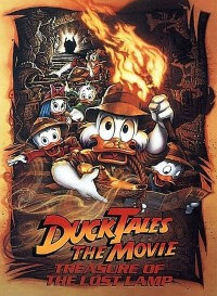Ducktales The Movie Treasure of The Lost Lamp (1990) Dual Audio (Hindi-English) 480p [300MB