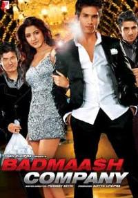 Badmaash Company (2010) Hindi Movie Bluray    720p [900MB]