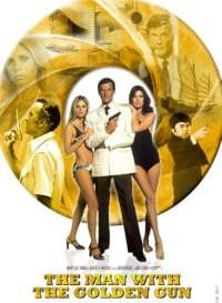 The Man with the Golden Gun (1974) {Hindi-English} 480p [300MB] || 720p [1GB]